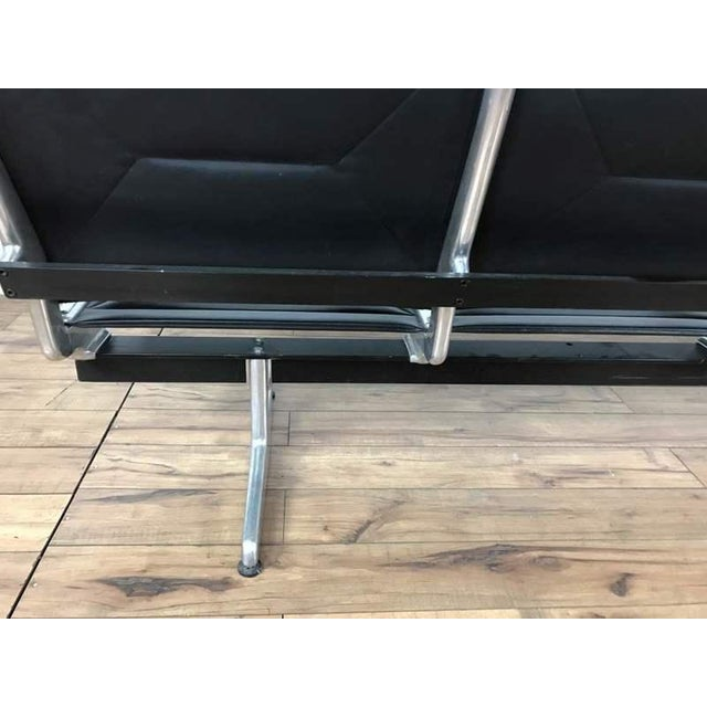 Charles & Ray Eames Tandem Sling Airport Bench - Image 6 of 13