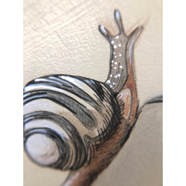 """""""Without Feather Ado"""" is a towering stack of lovely birds nesting on a gnarled tree. Incredible hand painted detail in the..."""