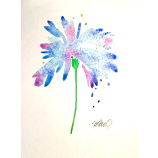 Cotton Candy Watercolor For Sale