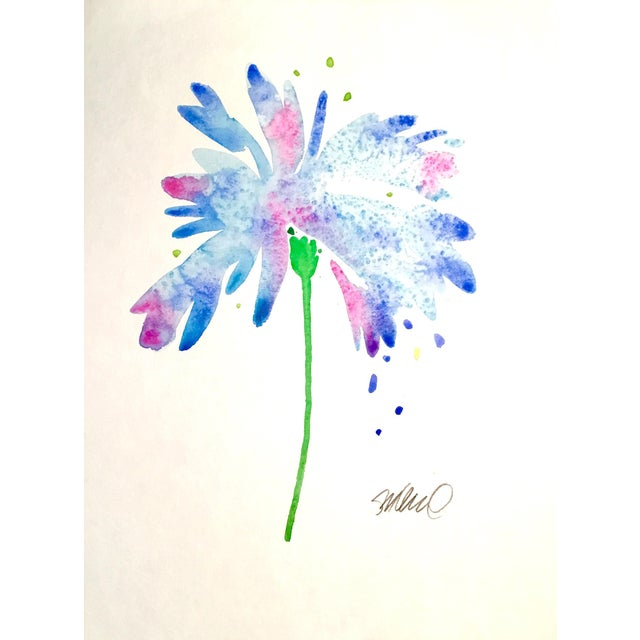 Cotton Candy Watercolor - Image 1 of 2