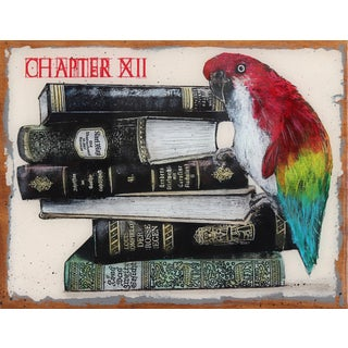 """""""Chapter XII"""" Original Artwork by Carl Smith For Sale"""