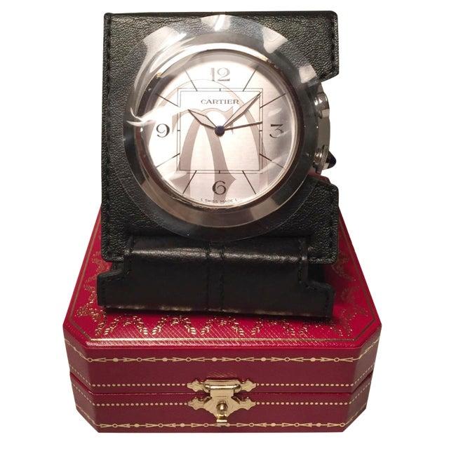 Cartier Travel Alarm Clock - Image 1 of 5