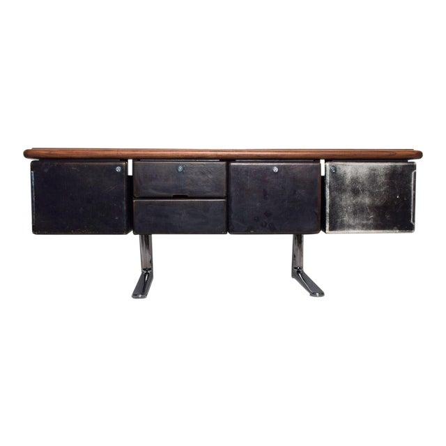 Warren Platner Huge Executive Sideboard Credenza, Knoll International 1960s For Sale