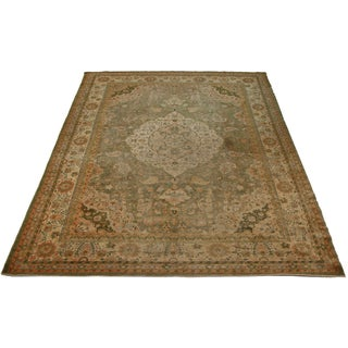 1930s Persian Large Sultanabad Persian Rug - 9′5″ × 13′5″ Preview