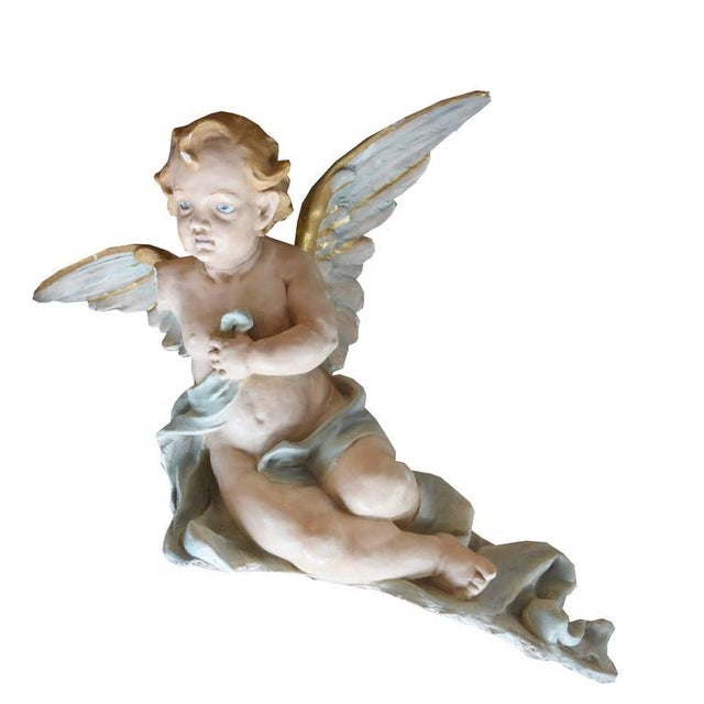 Pair of American Putti - Image 3 of 6