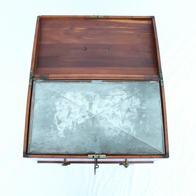 Collinson & Lock 19th Century Humidor For Sale - Image 10 of 10