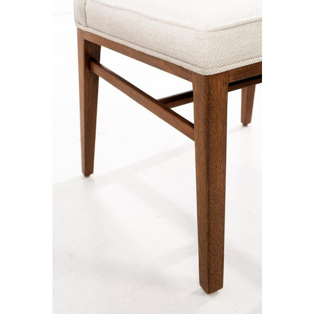 Edward Wormley Set of Six Dining Chairs For Sale - Image 12 of 13