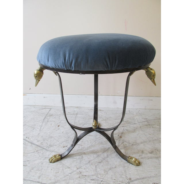Vintage Neoclassical Style Stool - Image 2 of 9