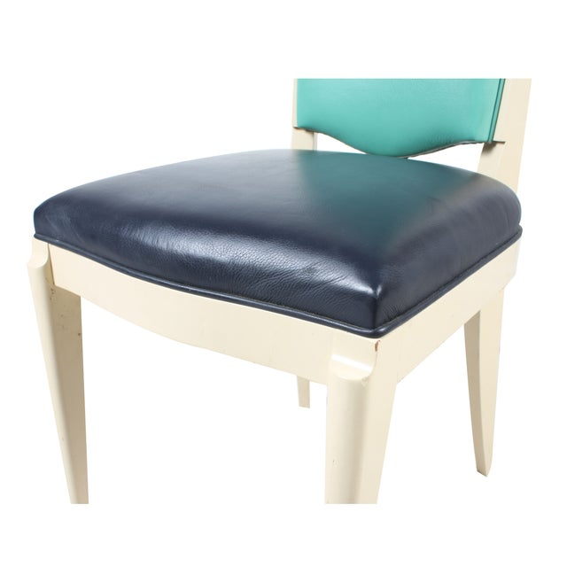 Contemporary Italian Design Chairs - Set of 6 - Image 2 of 3