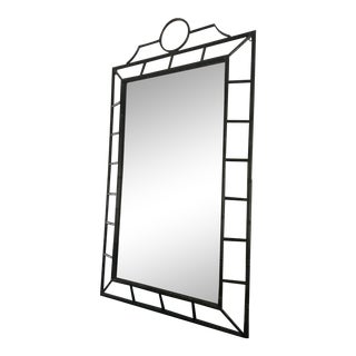 Bungalow 5 Chloe Mirror in Black For Sale