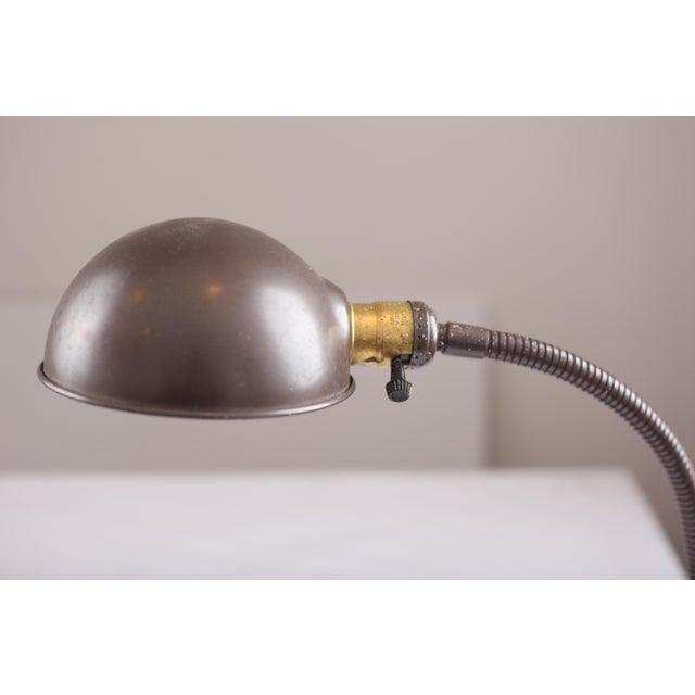 Industrial Gooseneck Desk Lamp - Image 7 of 7