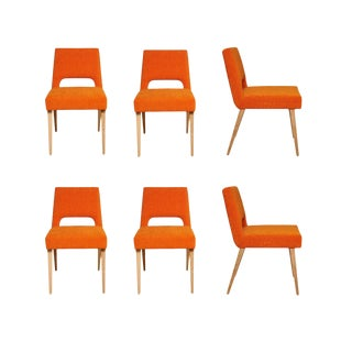Set of 6 Bailey Dining Chairs For Sale