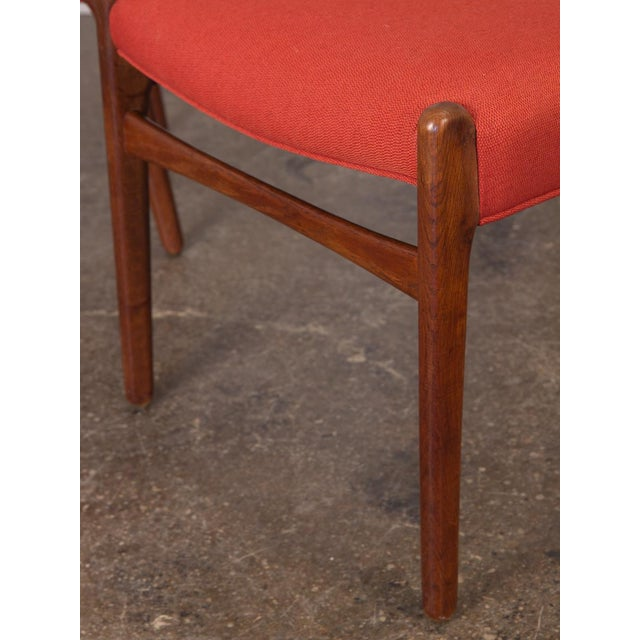 Set of Six Hans J. Wegner Ch-23 Dining Chairs For Sale - Image 9 of 11