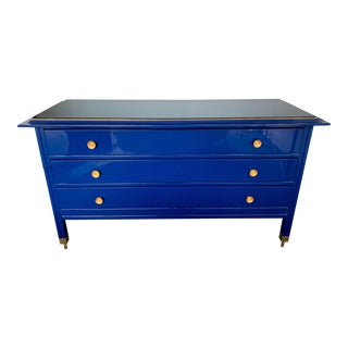 Chest of Drawers Lacquered by Carlo De Carli for Sormani, Italy, 1964 For Sale
