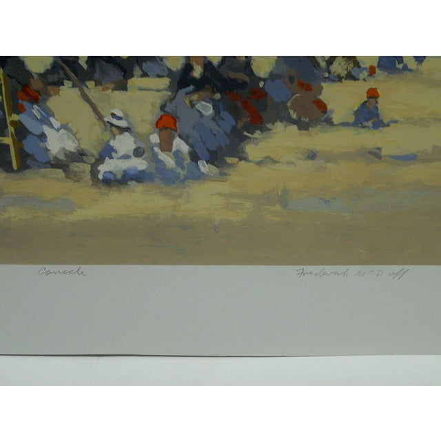 "Frederick McDuff ""Camale"" Limited Edition Print - Image 4 of 4"