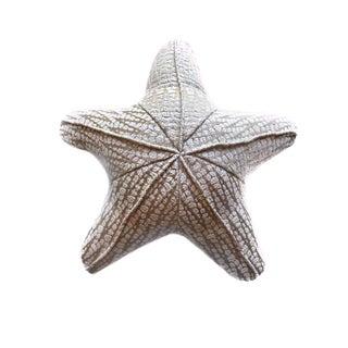 Custom Scalamandre Starfish Accent Pillow