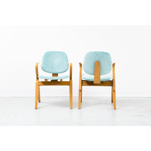 Set of Joe Atkinson Chairs - Image 5 of 11