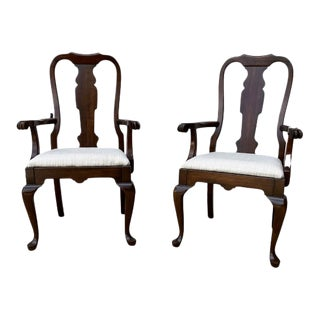 Vintage Pennsylvania House Cherry Dining Room Chairs - a Pair For Sale