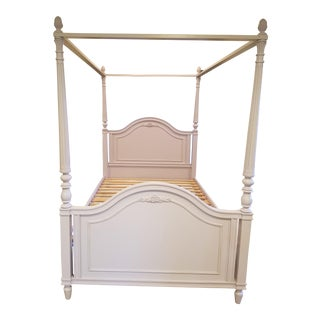 Stanley Young America Full Poster Canopy Bed