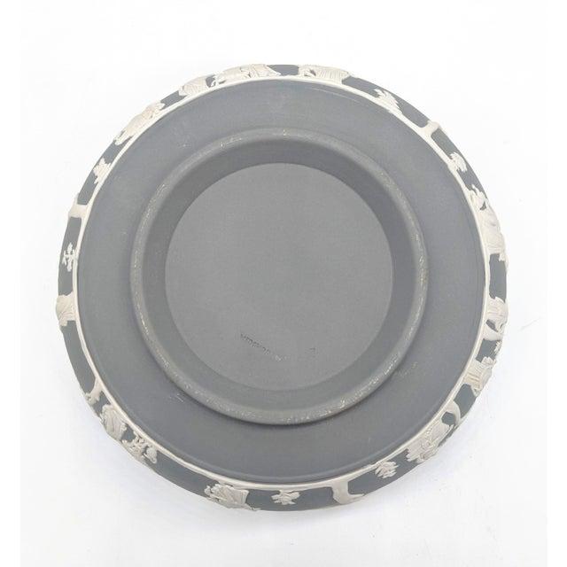 Ceramic 20th Century Wedgwood Jasperware Gray and White Bowl For Sale - Image 7 of 10