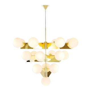 Tom Dixon Plane Chandelier For Sale