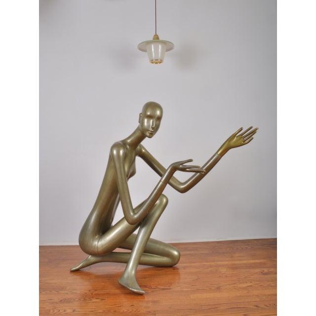 Modern Rare Mannequin From Schlappi Zurich, Switzerland 1976 For Sale - Image 3 of 12