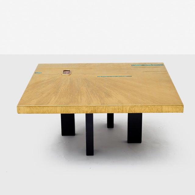 Belgian Elias Segura Pasqual Coffee Table For Sale - Image 3 of 7