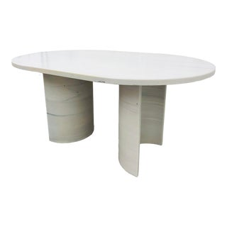 Vintage Contemporary Modern Table For Sale