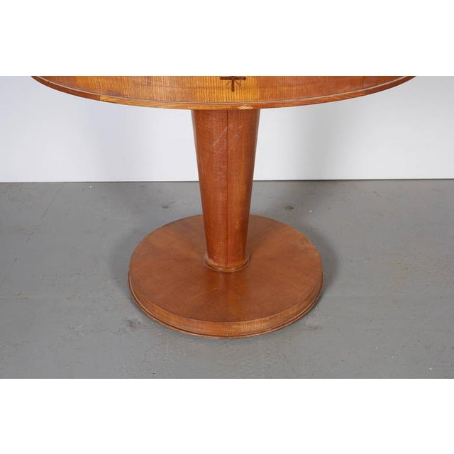 French Jules Leleu Table For Sale - Image 3 of 6