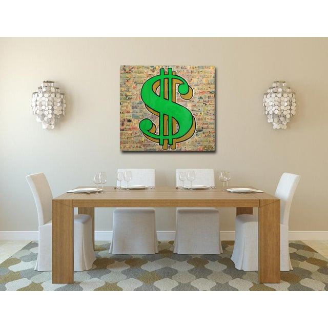"""Cash Money 2"" Original Artwork by Sean Keith For Sale - Image 9 of 11"