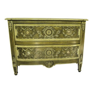 Henredon French Provincial Petite Commode For Sale