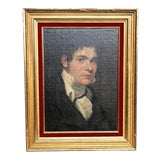 Image of Portrait of a Young Man For Sale