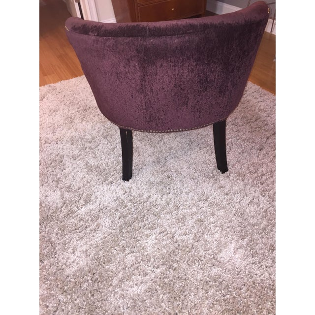 Custom Made Accent Chair - Image 6 of 8