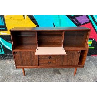Danish Modern Rosewood Sideboard Buffet Preview