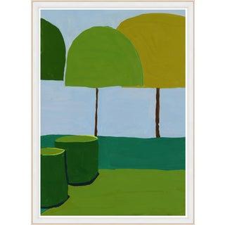 Myrtle Daylight Canvas - Hand Embellished For Sale