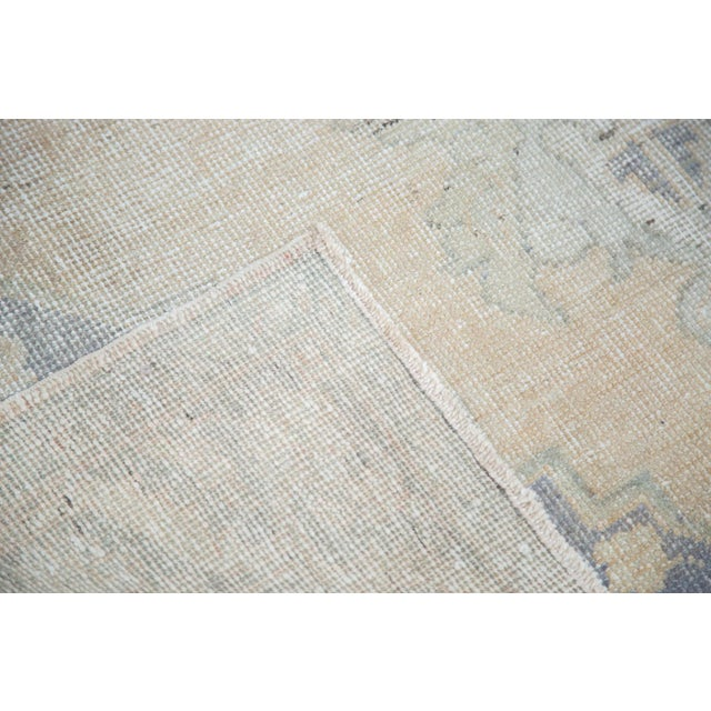 "Peach Distressed Oushak Carpet - 5'9"" x 9'6"" - Image 8 of 8"