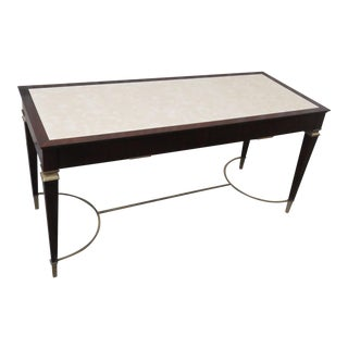 Maison Jansen Style Regency Console Table For Sale