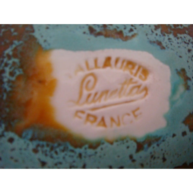 Vintage Lunetta French Dish For Sale - Image 5 of 5