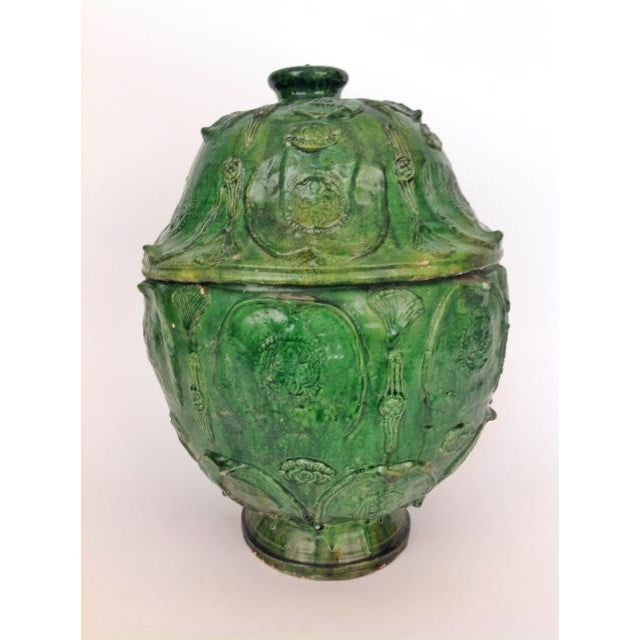 Antique Chinese Ginger Jar For Sale In San Francisco - Image 6 of 6