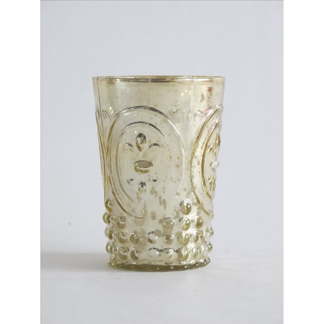 Mercury Glass Votive - Image 2 of 3