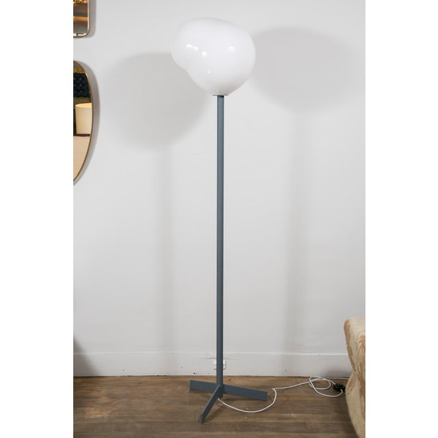 "Contemporary ""Nubes"" Floor Lamp, Galerie Blanchetti Edition 2018 For Sale - Image 3 of 10"
