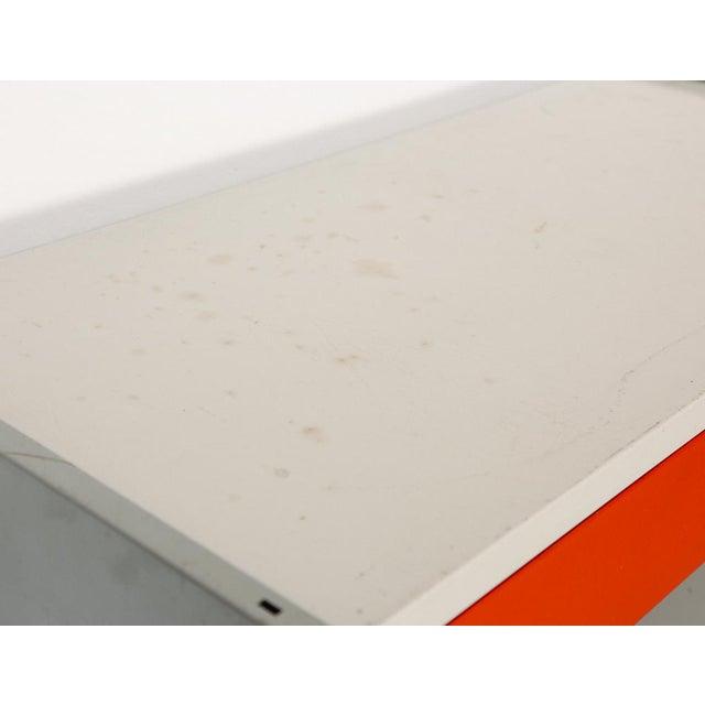 Metal Gispen 5600 Modular Storage System For Sale - Image 7 of 12