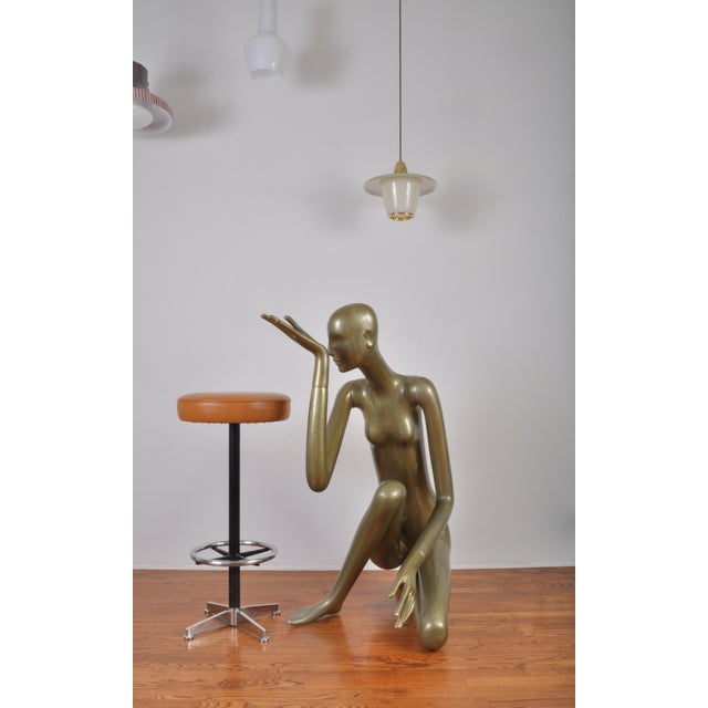 A rare find from Switzerland. Considered the rolls royce of mannequins then and now. Designed by Schlappi Zurich around...