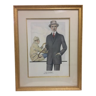 Framed Antique Clothing Line Print, 2 of 14