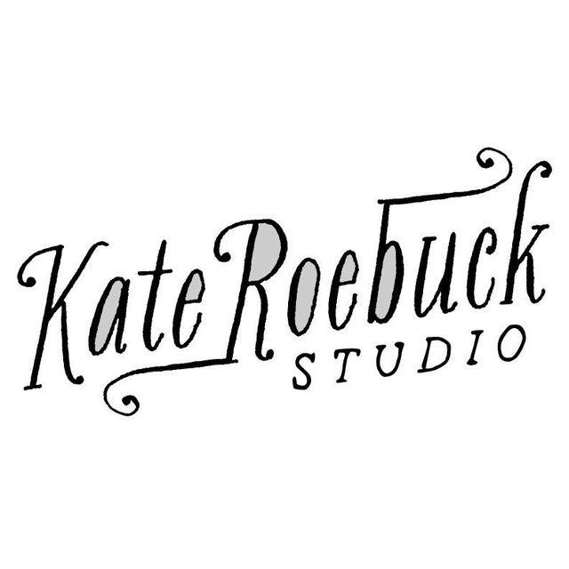 "Kate Roebuck ""Fuchsia Garden"" Watercolor Painting - Image 2 of 3"