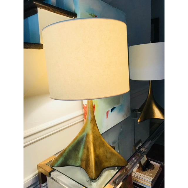 Art Deco Benso Modern Deco Table Lamp For Sale - Image 3 of 10
