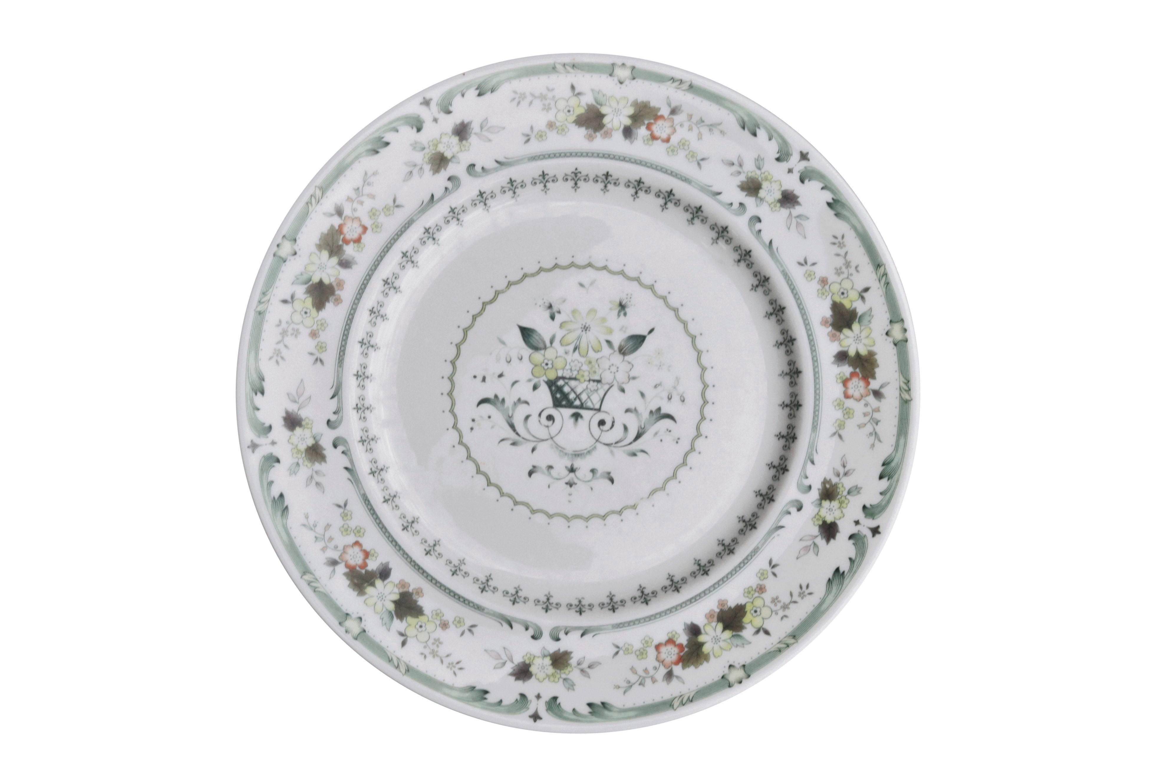 English Fine China Plates by Royal Doulton - Set of 6 - Image 3 of 7  sc 1 st  Chairish & English Fine China Plates by Royal Doulton - Set of 6   Chairish