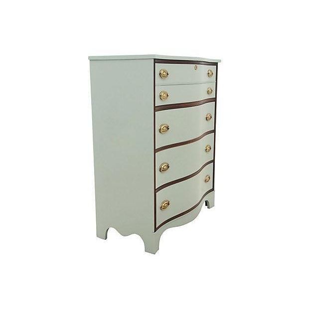 Bassett Federal-Style Chest of Drawers - Image 3 of 7