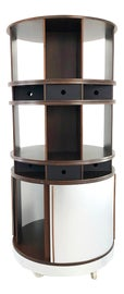 Image of Silver China and Display Cabinets