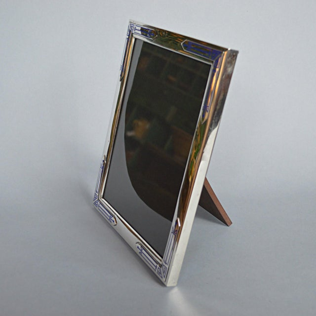 Art Deco Sterling Frame - Image 3 of 7